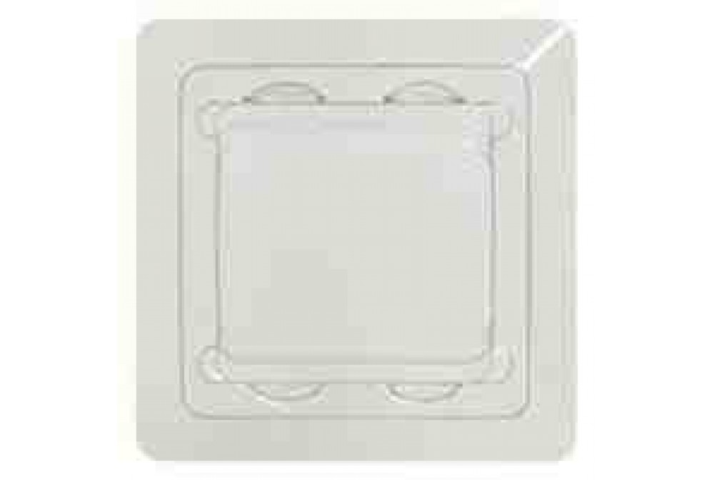 LIVING/LIGHT - GUAINA SUPPORTI 2P 71X71MM