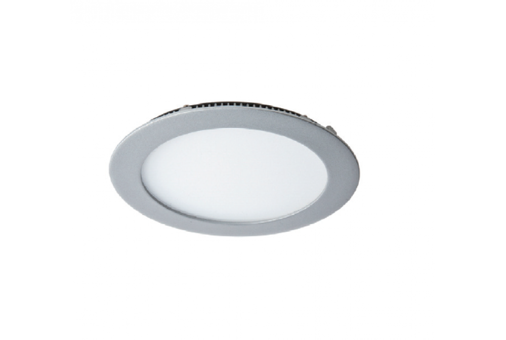 FARO INC.TONDO LED FLAT 10W 5500°K BIANCO DM.160