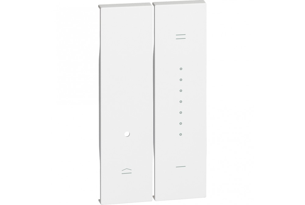L.NOW - COVER DIMMER 2M BIANCO