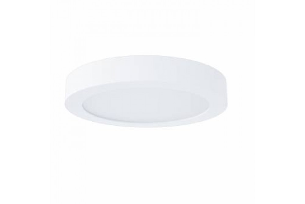 NOVALUX 100813.01 PLAFONIERA TONDA RING LED 17W 4000K DM. 225