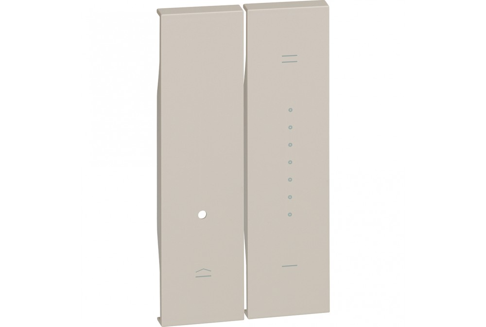 BTICINO LIVING NOW KM19 COVER PER DIMMER COLORE SABBIA PER ART. K4411 E K4410
